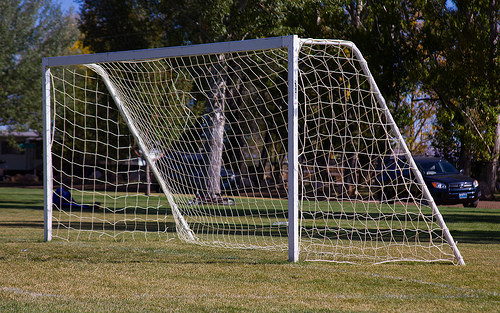 Once You Purchase And Install Soccer Goals On Your Own Pitch Or In Your  Backyard, Do Not Make The Mistake Of Forgetting To Maintain And Properly  Care For ...