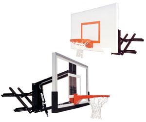 Roof Mounted Basketball Goals