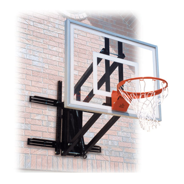 Roofmaster Adjustable Roof Mount Basketball Goal First