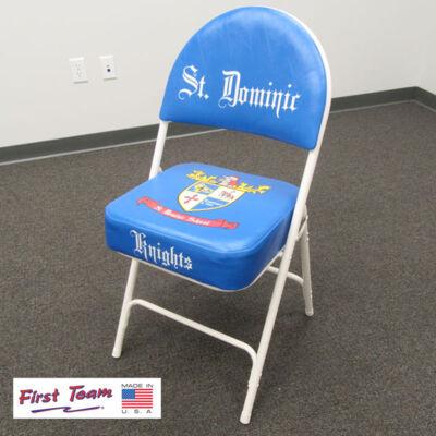 Superstar Impression Custom Printed Folding Chairs